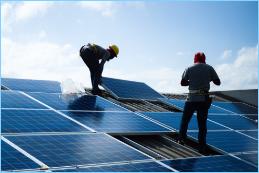 ホールエナジーとの提携により、企業に対してトータルの電気代を抑えた最適な再エネ調達を支援